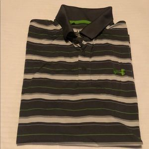 Under Armour Heat Gear Loose Polo